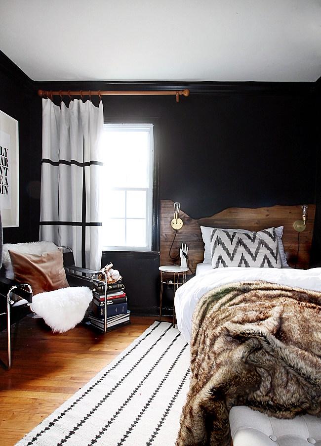 modern-rustic-bedroom-hunted-interior