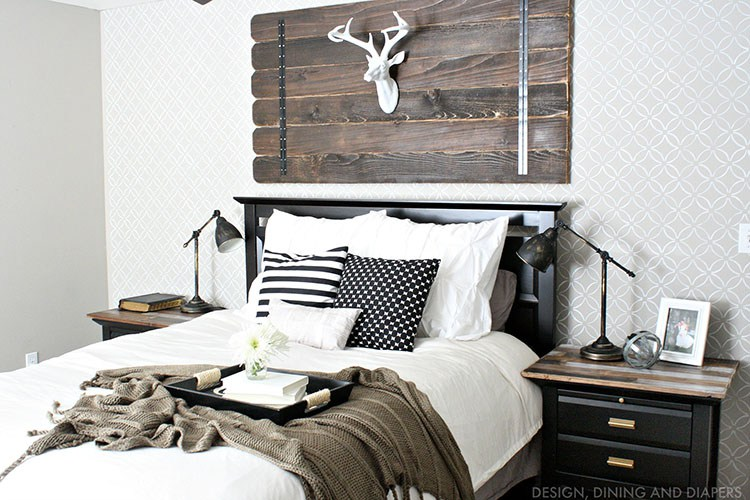 modern-rustic-master-bedroom-makeover