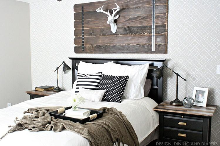 modern-rustic-master-bedroom-makeover