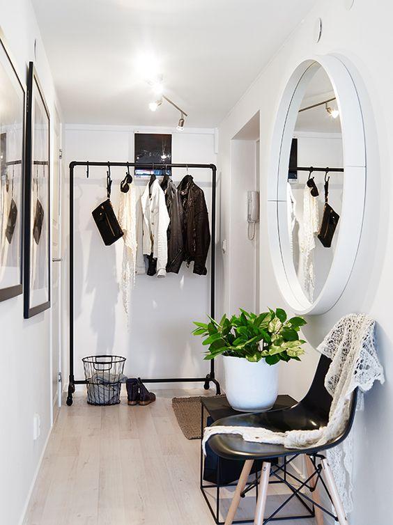 home staging, corridor, hallway, fotografia wnętrz (1)