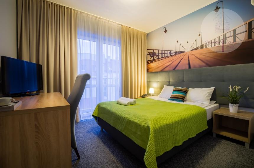 Sesja zdjęciowa hotelu Baltic Hotel