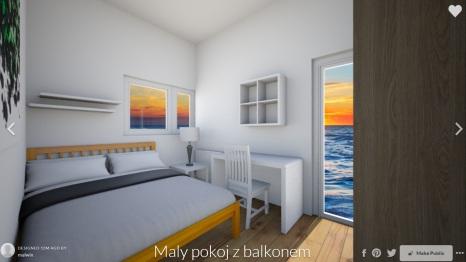 pokoj z balkonem 2