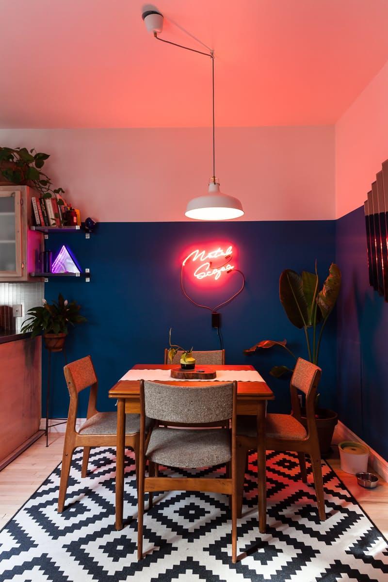 Neon-sign-in-a-darker-dining-corner