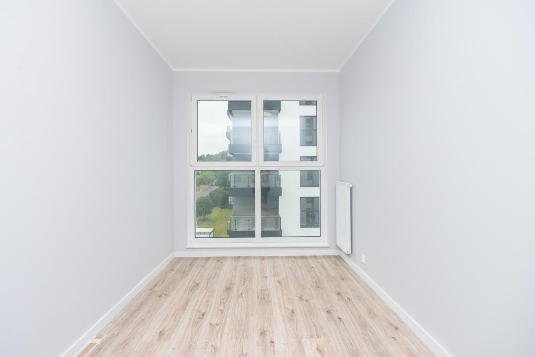 Jak wygląda fotografia pustego mieszkania ?