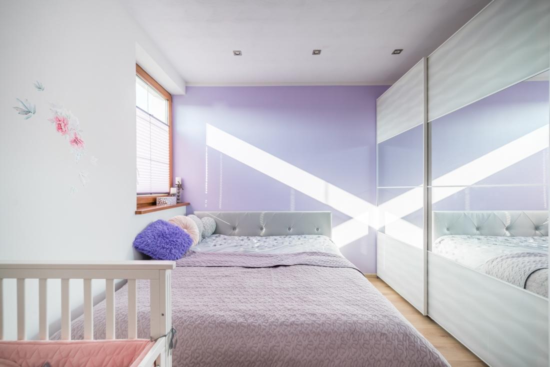 Kolorowe ściany